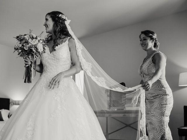 La boda de Sergio y María en Plasencia, Cáceres 12