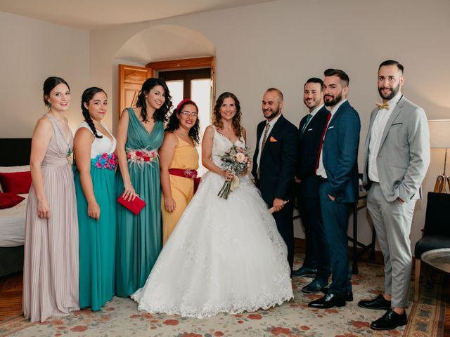 La boda de Sergio y María en Plasencia, Cáceres 13