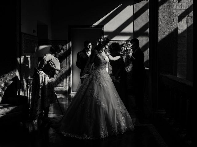 La boda de Sergio y María en Plasencia, Cáceres 14