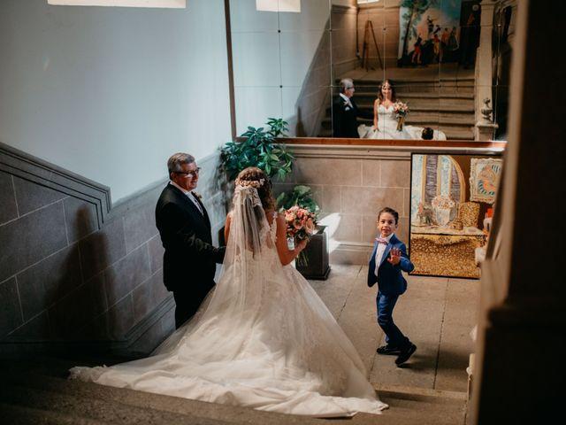 La boda de Sergio y María en Plasencia, Cáceres 15
