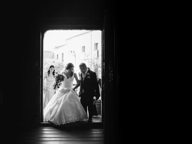 La boda de Sergio y María en Plasencia, Cáceres 16