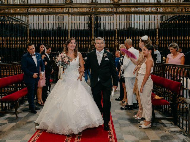 La boda de Sergio y María en Plasencia, Cáceres 17