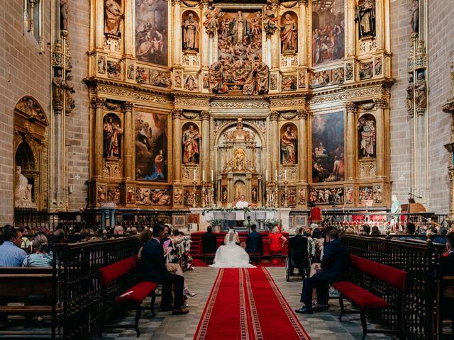 La boda de Sergio y María en Plasencia, Cáceres 18