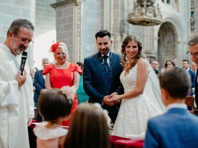 La boda de Sergio y María en Plasencia, Cáceres 19