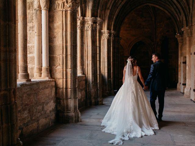 La boda de Sergio y María en Plasencia, Cáceres 20