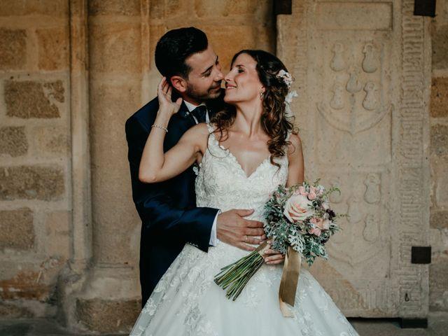 La boda de Sergio y María en Plasencia, Cáceres 21