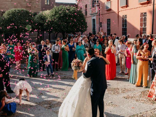La boda de Sergio y María en Plasencia, Cáceres 23