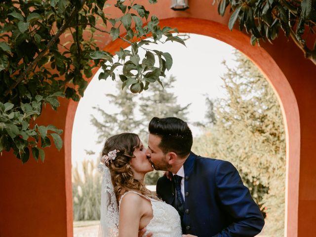 La boda de Sergio y María en Plasencia, Cáceres 24