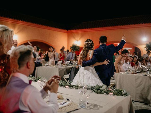 La boda de Sergio y María en Plasencia, Cáceres 28