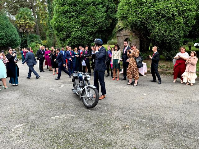 La boda de Jose María  y Salina  en Villabona (Llanera), Asturias 5