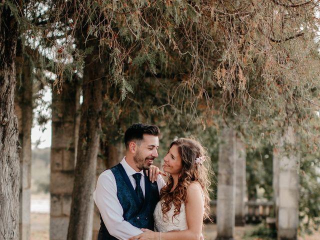 La boda de Sergio y María en Plasencia, Cáceres 34