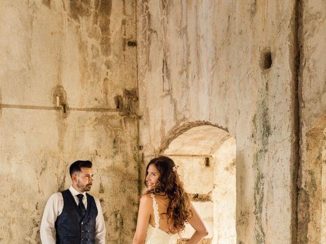 La boda de Sergio y María en Plasencia, Cáceres 35