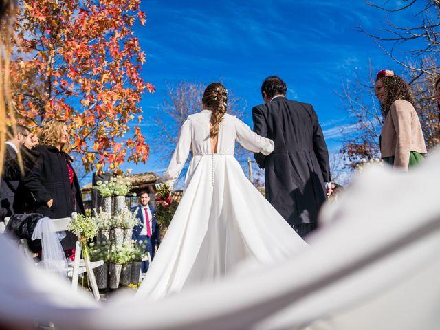 La boda de Alberto y Belén en Miraflores De La Sierra, Madrid 8