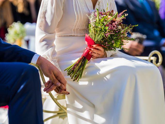 La boda de Alberto y Belén en Miraflores De La Sierra, Madrid 9