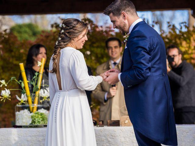 La boda de Alberto y Belén en Miraflores De La Sierra, Madrid 10