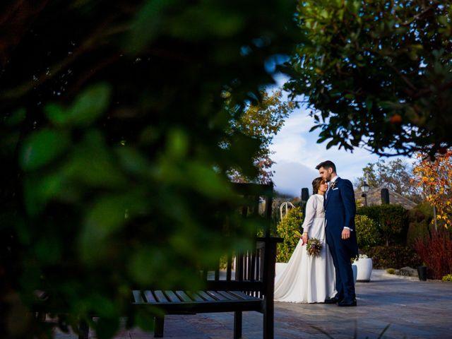 La boda de Alberto y Belén en Miraflores De La Sierra, Madrid 14