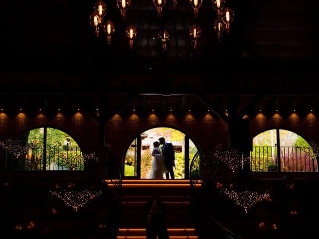 La boda de Alberto y Belén en Miraflores De La Sierra, Madrid 16