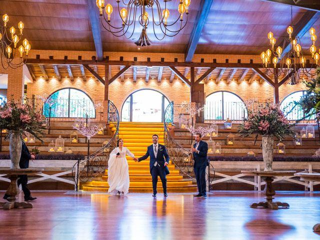 La boda de Alberto y Belén en Miraflores De La Sierra, Madrid 17