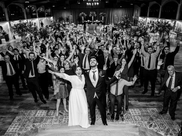 La boda de Belén y Alberto