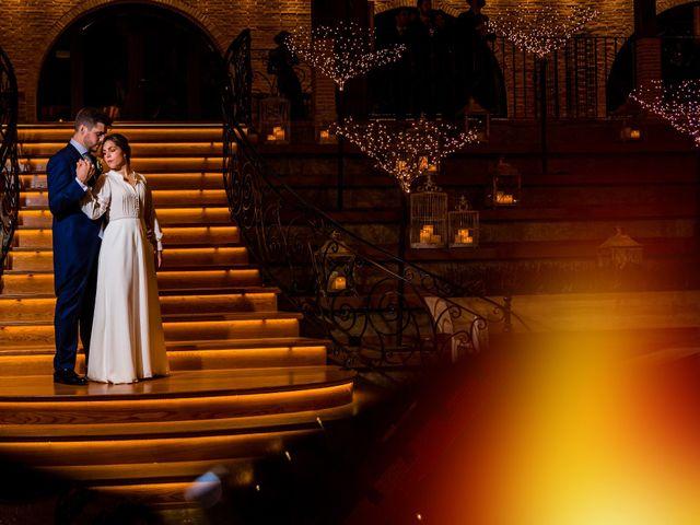 La boda de Alberto y Belén en Miraflores De La Sierra, Madrid 18