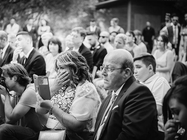 La boda de David y Clàudia en Vilanova De Meia, Lleida 31