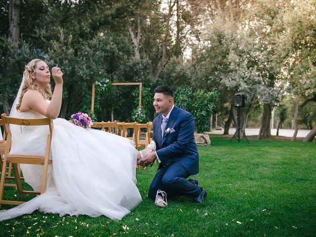 La boda de David y Clàudia en Vilanova De Meia, Lleida 36