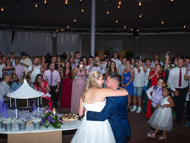 La boda de David y Clàudia en Vilanova De Meia, Lleida 42