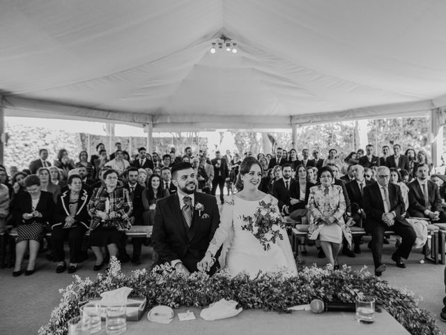 La boda de Federico y Irene en Illescas, Toledo 36