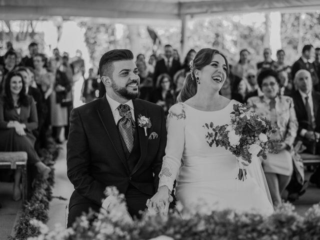 La boda de Federico y Irene en Illescas, Toledo 37