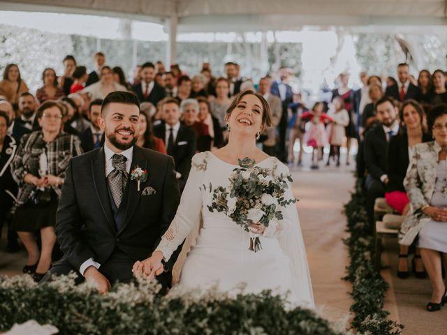 La boda de Federico y Irene en Illescas, Toledo 1
