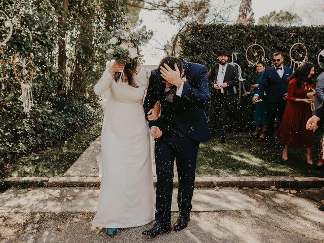 La boda de Federico y Irene en Illescas, Toledo 43
