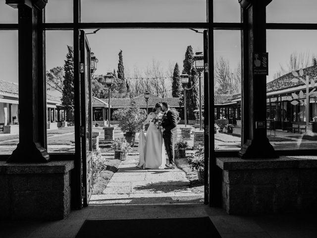 La boda de Federico y Irene en Illescas, Toledo 46