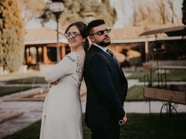 La boda de Federico y Irene en Illescas, Toledo 48