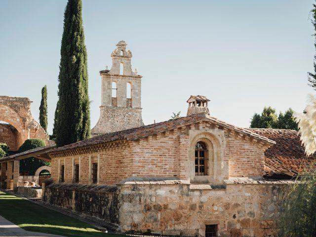 La boda de Gerardo y Isabel en Ayllon, Segovia 41