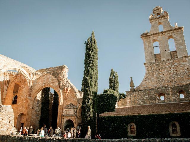 La boda de Gerardo y Isabel en Ayllon, Segovia 42