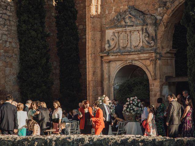 La boda de Gerardo y Isabel en Ayllon, Segovia 44