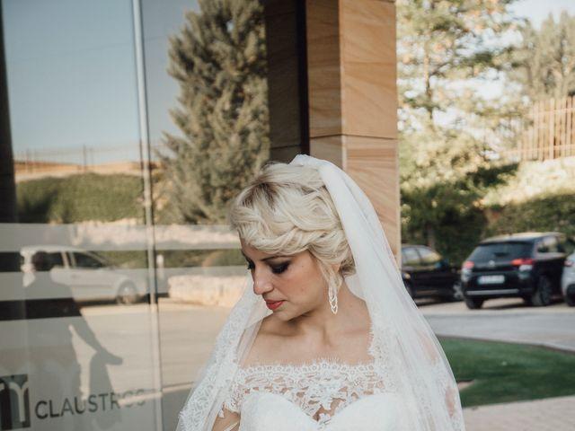 La boda de Gerardo y Isabel en Ayllon, Segovia 45