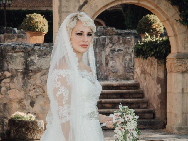 La boda de Gerardo y Isabel en Ayllon, Segovia 46