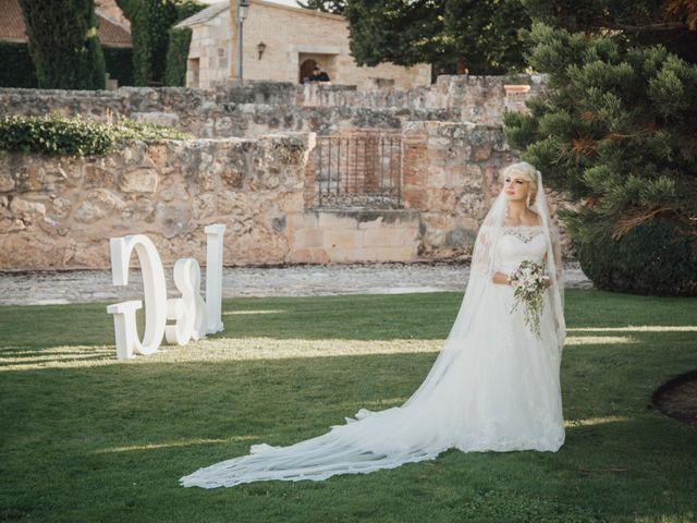 La boda de Gerardo y Isabel en Ayllon, Segovia 48