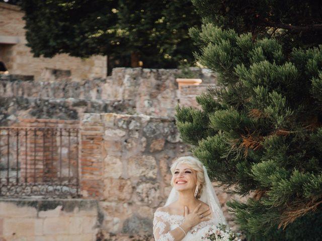 La boda de Gerardo y Isabel en Ayllon, Segovia 49