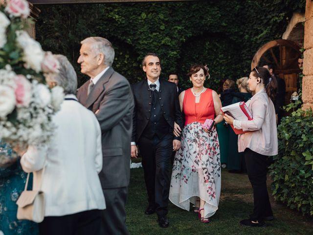 La boda de Gerardo y Isabel en Ayllon, Segovia 50