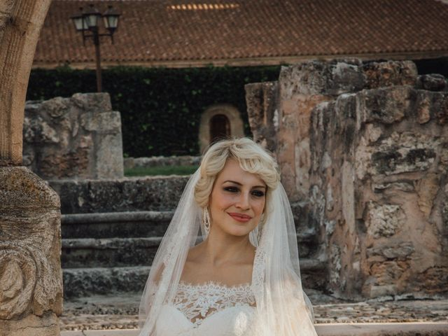 La boda de Gerardo y Isabel en Ayllon, Segovia 54