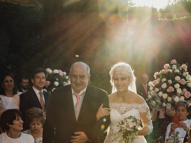 La boda de Gerardo y Isabel en Ayllon, Segovia 55