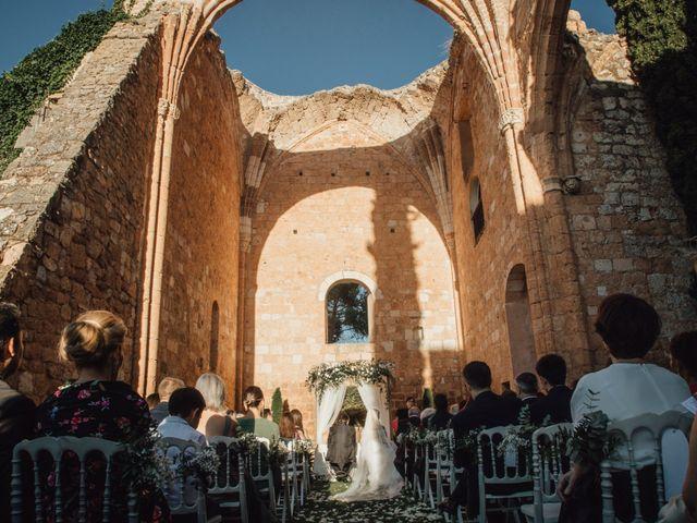 La boda de Gerardo y Isabel en Ayllon, Segovia 1