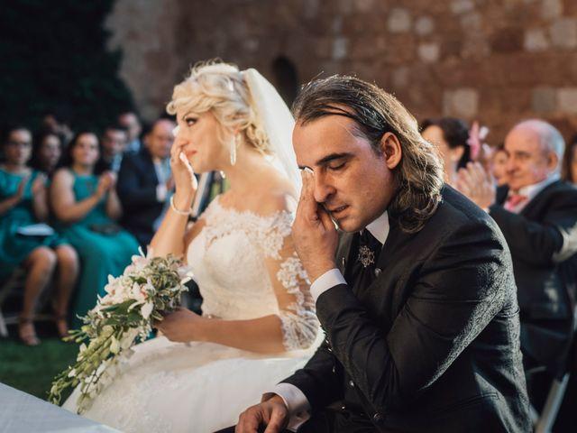 La boda de Gerardo y Isabel en Ayllon, Segovia 56