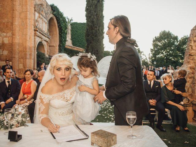 La boda de Gerardo y Isabel en Ayllon, Segovia 57