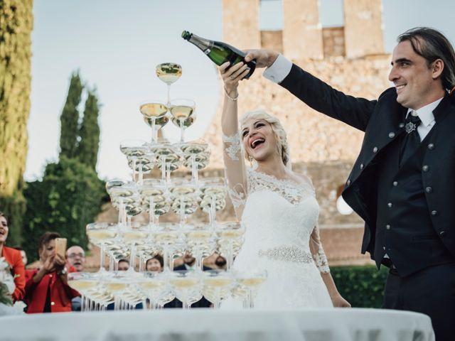 La boda de Gerardo y Isabel en Ayllon, Segovia 60