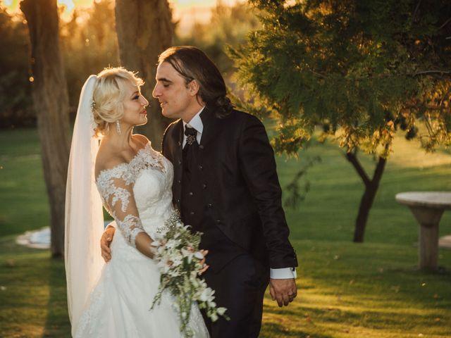 La boda de Gerardo y Isabel en Ayllon, Segovia 64