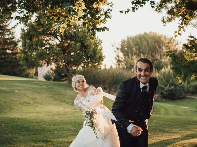 La boda de Gerardo y Isabel en Ayllon, Segovia 66