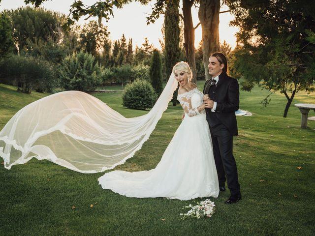 La boda de Gerardo y Isabel en Ayllon, Segovia 67